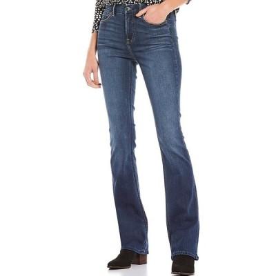 セブン フォー オール マンカインド レディース デニムパンツ ボトムス Slim Bootcut Jeans Med Blue