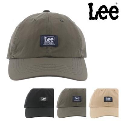 【レビューを書いてポイント+5%】Lee キャップ メンズ レディース 105-176004 リー | 帽子 サイズ調節可能