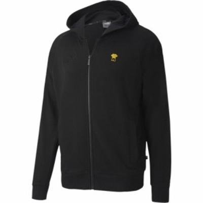 プーマ PUMA メンズ ジャケット アウター Borussia Dortmund Anthem Black Jacket