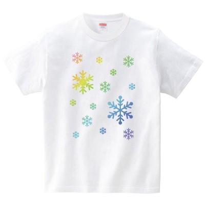 イタクシーズ Tシャツ [ 雪の結晶 ] フォーヴァ [メンズ]