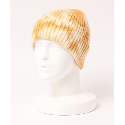aimoha / タイダイ ビーニー ニットキャップ WOMEN 帽子 > ニットキャップ/ビーニー