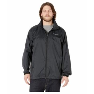 コロンビア メンズ コート アウター Big & Tall Glennaker Lake Jacket Black