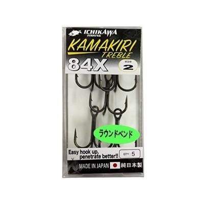 ICHIKAWAFISHING(イチカワフィッシング) カマキリ トレブル 84X #2