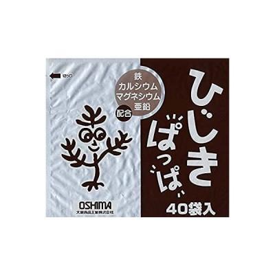 大島食品工業 ひじきぱっぱ 40個