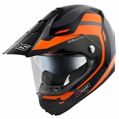 WINS/ウインズ/X-ROAD FREE RIDE/エックスロード フリーライド サイズ:M カラー:マットブラック×オレンジ