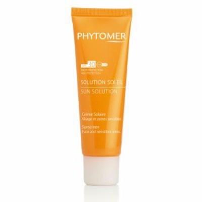 フィトメール プロテクティブ サンクリーム SPF30 (50ml) サンスクリーン 日焼け止め UVクリーム しみ そばかす 紫外