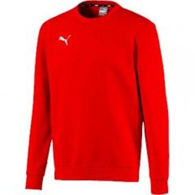 プーマプーマ(PUMA) サッカー スウェットトレーナー TEAMGOAL23 カジュアル クルーネック 656969 PUMA RED(01) M