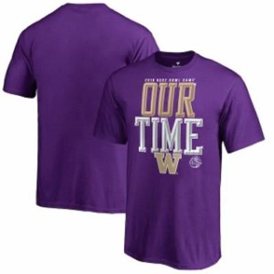 Fanatics Branded ファナティクス ブランド スポーツ用品  Fanatics Branded Washington Huskies Youth Purple 2019 Ro