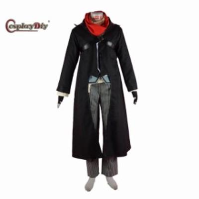 高品質 高級コスプレ衣装 ファイナルファンタジー 15 風 オーダーメイド Final Fantasy XV Ardyn Izunia Adult Men Halloween