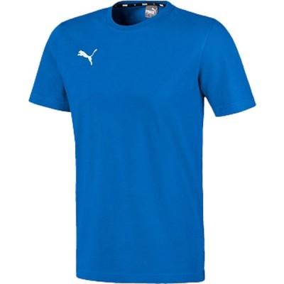 メール便OK PUMA(プーマ) 656986 TEAMGOAL23 カジュアル Tシャツ メンズ サッカー・フットサル