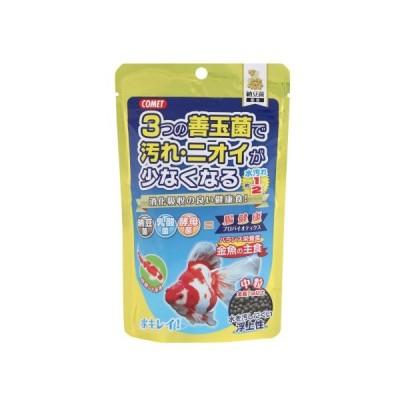 金魚の主食 納豆菌入り 90g ペット 魚