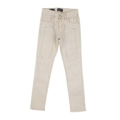 ジェッカーソン JECKERSON パンツ サンド 8 コットン 97% / ポリウレタン 3% パンツ