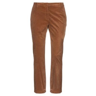 トゥルー ロイヤル TRUE ROYAL パンツ ブラウン 38 コットン 98% / ポリウレタン 2% パンツ