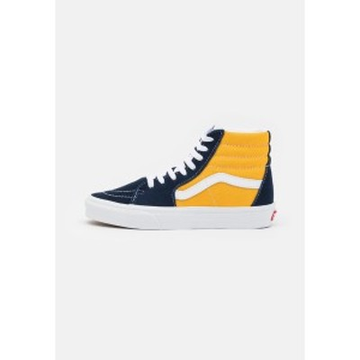 バンズ メンズ スニーカー シューズ SK8 UNISEX - High-top trainers - dress blues/saffron dress blues/saffron