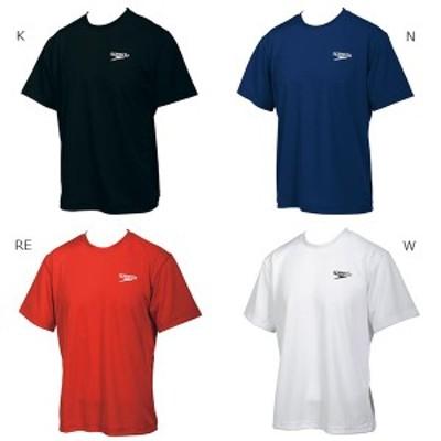 【送料無料】 スピード speedo メンズ レディース 半袖Tシャツ スポーツ トレーニングウェア SD14T01
