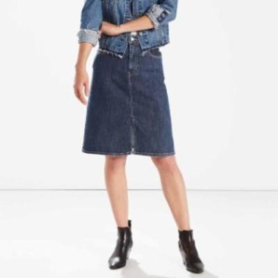levis リーバイス ファッション 女性用ウェア スカート levi s-(R) aline-midi