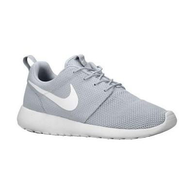 (取寄)NIKE ナイキ メンズ ローシ ワン スニーカー Nike Men's Roshe One Wolf Grey White