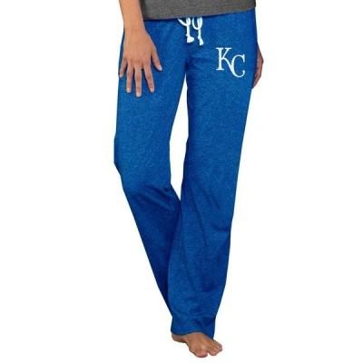 コンセプツ スポーツ レディース カジュアルパンツ ボトムス Kansas City Royals Concepts Sport Women's Quest Knit Pants