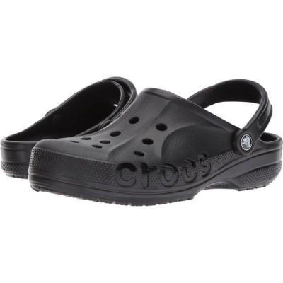 クロックス Crocs レディース クロッグ シューズ・靴 Baya Clog Black