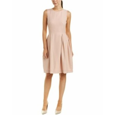 max マックス ファッション ドレス Max Studio A-Line Dress 2 Pink