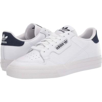 アディダス adidas Originals メンズ スニーカー シューズ・靴 Continental Vulc Footwear White/Footwear White/Collegiate Navy
