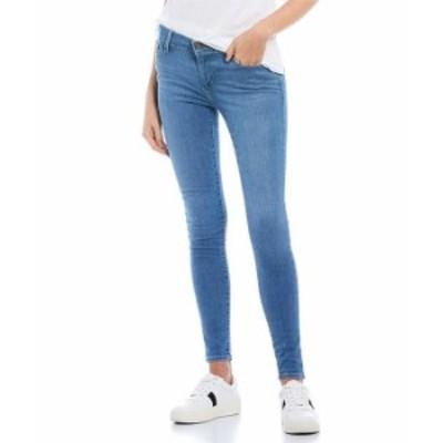リーバイス レディース デニムパンツ ボトムス Levi'sR 710 Mid Rise Super Skinny Jeans Quebec Charm