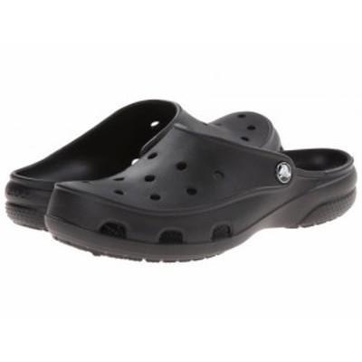 crocs クロックス レディース 女性用 シューズ 靴 クロッグ Freesail Clog Black【送料無料】