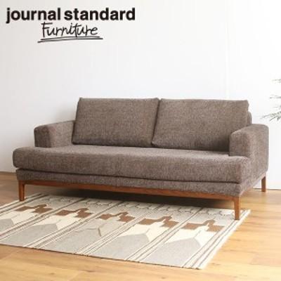 journal standard Furniture ジャーナルスタンダードファニチャー JFK SOFA DARK BROWN ソファ ダークブラウン 170cm 3人掛け ソファ ソ