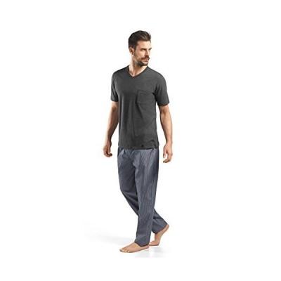 HANRO SLEEPWEAR メンズ US サイズ: Small カラー: グレイ