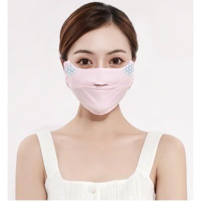 ひんやり マスク 夏用マスク 涼しい マスク 冷感 洗える マスク 3枚 レディース メンズ 男性マスク 抗菌 防臭 花粉 ウイルス UVカット 吸湿速乾 白 黒 グレー