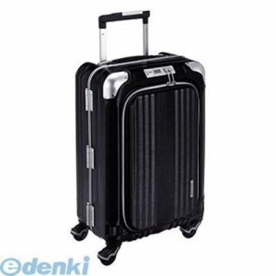 【個数:1個】T&S [6603 50 ブラック] ハードキャリーケース スーツケース 660350ブラック