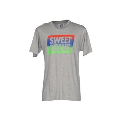 SWEET SKTBS T シャツ グレー S コットン 100% T シャツ