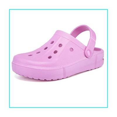 Women's Men's Outdoor Non-Slip Air Cushion Comfortable Garden Shoes Sports Sandals Beach Shoes Clogs Mules Shoes red 41【並行輸入品】