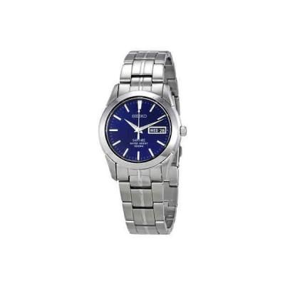 腕時計 セイコー メンズ Seiko Blue Dial Men's Watch SGG717P1