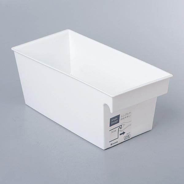 日本製【Inomata】可標記整理拉盒 /4665