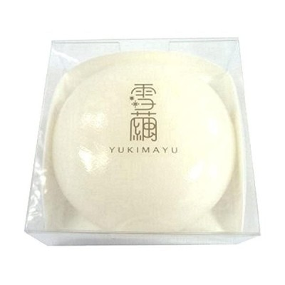 フジセイ 雪繭トリートメントソープ 80g シルク成分配合 FQY-18 (ホワイト)