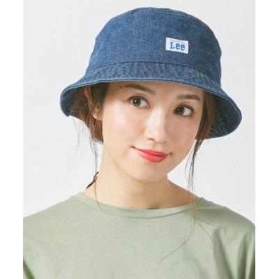 OVERRIDE / 【LEE】BUCKET DENIM / 【リー】バケット デニム ハット MEN 帽子 > ハット