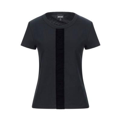 ジャストカヴァリ JUST CAVALLI T シャツ ブラック XS コットン 100% T シャツ