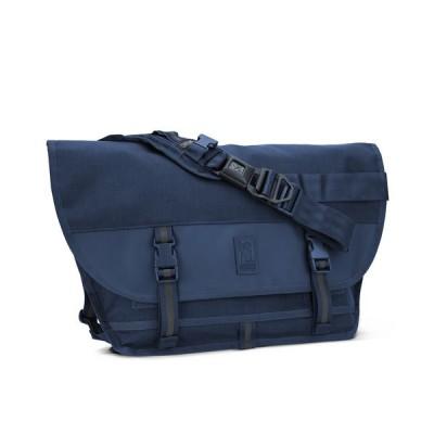 バッグ ショルダーバッグ CTZ - NAVY BLUE TONAL MESSENGER BAG / シチズン ネイビーブルー トーナル メッセンジャ