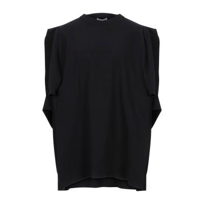 バレンシアガ BALENCIAGA T シャツ ブラック XS コットン 100% T シャツ
