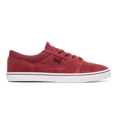 スポーツシューズ ディーシーシューズ DC Shoes Women's Tonik W Shoes ADJS300043 BURGANDY/DAWN