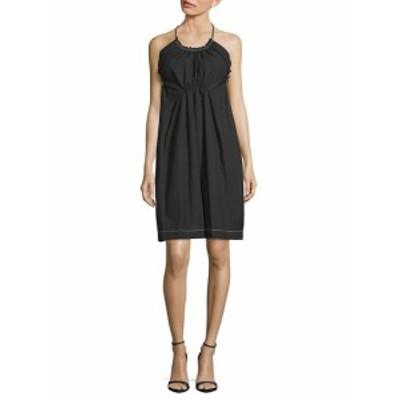3.1 フィリップ リム レディース ワンピース Halter-Neck Cotton Dress