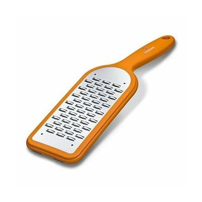 VICTORINOX(ビクトリノックス) グレーター オレンジ 中目 おろし器 オレンジ 7.6084.9