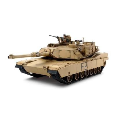 アメリカ M1A2 エイブラムス戦車 タミヤ 1/48MM 32592 プラモデル