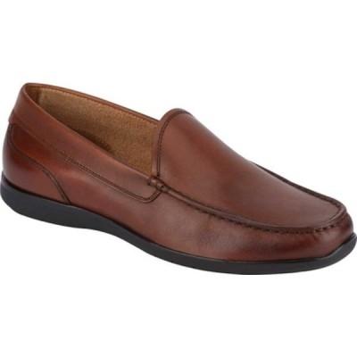ドッカーズ スリッポン・ローファー シューズ メンズ Lindon Loafer (Men's) Antique Brown