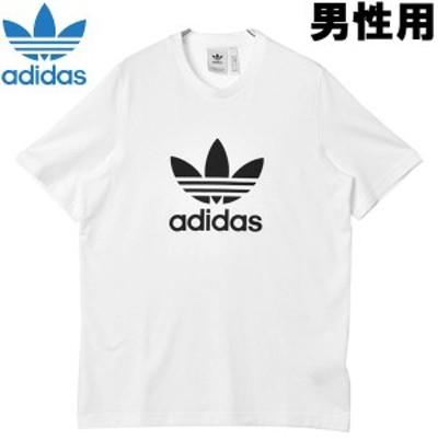 アディダス トレフォイル半袖Tシャツ 海外基準サイズ 男性用 ADIDAS TREFOIL T-SHIRT メンズ 半袖Tシャツ(01-20032136)
