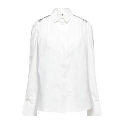 マニラ グレース MANILA GRACE シャツ ホワイト 38 コットン 100% / ポリエステル / ポリウレタン シャツ
