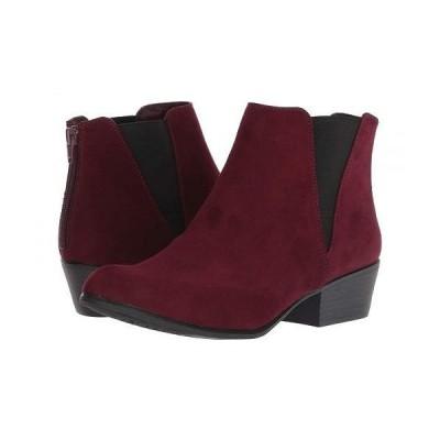 Esprit エスプリット レディース 女性用 シューズ 靴 ブーツ アンクル ショートブーツ Tiffany - Bordeaux