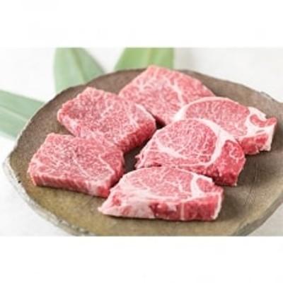 (まるごと糸島)A4ランク糸島黒毛和牛柔らかステーキ肉セット(ヒレ肉、ランプ肉)