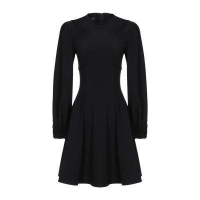 ピンコ PINKO ミニワンピース&ドレス ブラック 42 レーヨン 68% / ナイロン 27% / ポリウレタン 5% ミニワンピース&ドレス